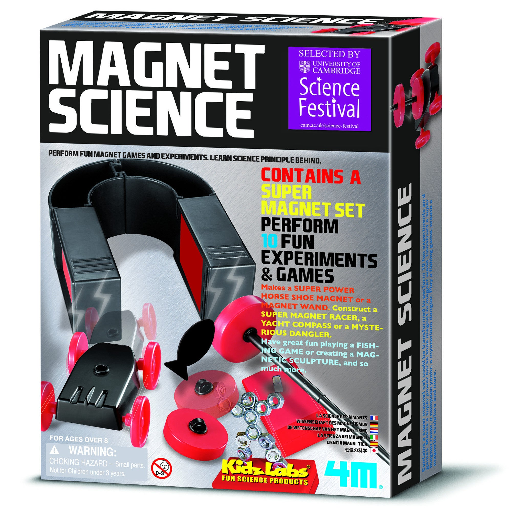 Magnet Science - Kidzlabs