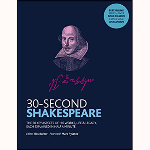 30-Second Shakespeare, front cover