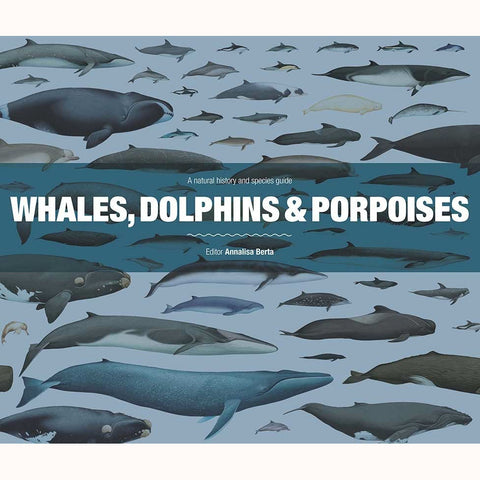 Whales, Dolphins and Porpoises, front cover