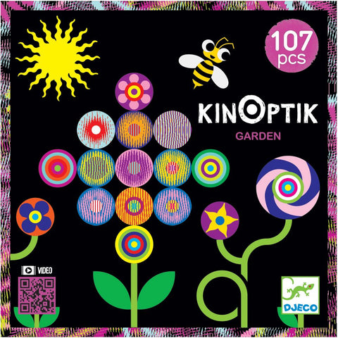 Kinoptik  Garden , front of box