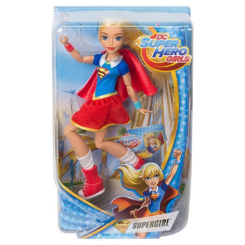 Supergirl Action Figure - DC Super Hero Girls, boxed