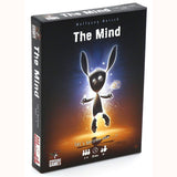 The Mind - A Card Game, side angle box