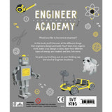 Engineer academy back cover