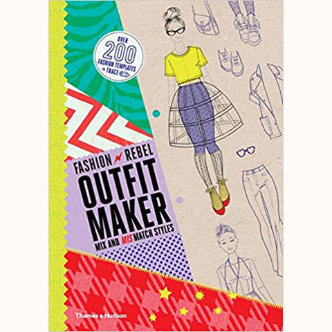 Fashion Rebel Outfit Maker, front cover