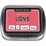 Little box of love, closed tin