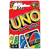 UNO Card Game, boxed