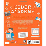 coder academy back cover