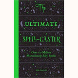 The Ultimate Spell-Caster, front cover