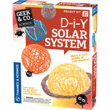 DIY Solar System , packaged