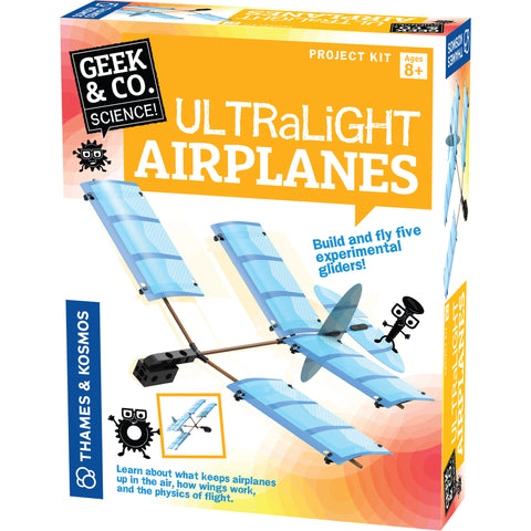 Ultralight Airplanes Project Kit