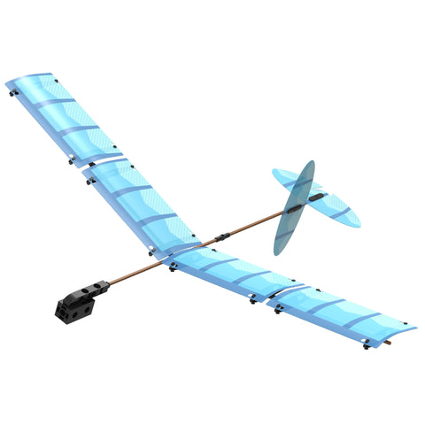 Ultralight Airplanes Project Kit sample model