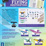Build Your Own Flying Ornithopters Project Kit