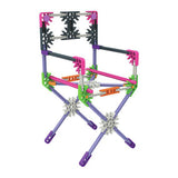 K'nex  Mighty Makers - Director's Cut Building Set, director's chair detail