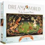 Elven Dream - Jigsaw Puzzle, front of box slant