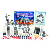 Remote-Control Machines Space Explorers