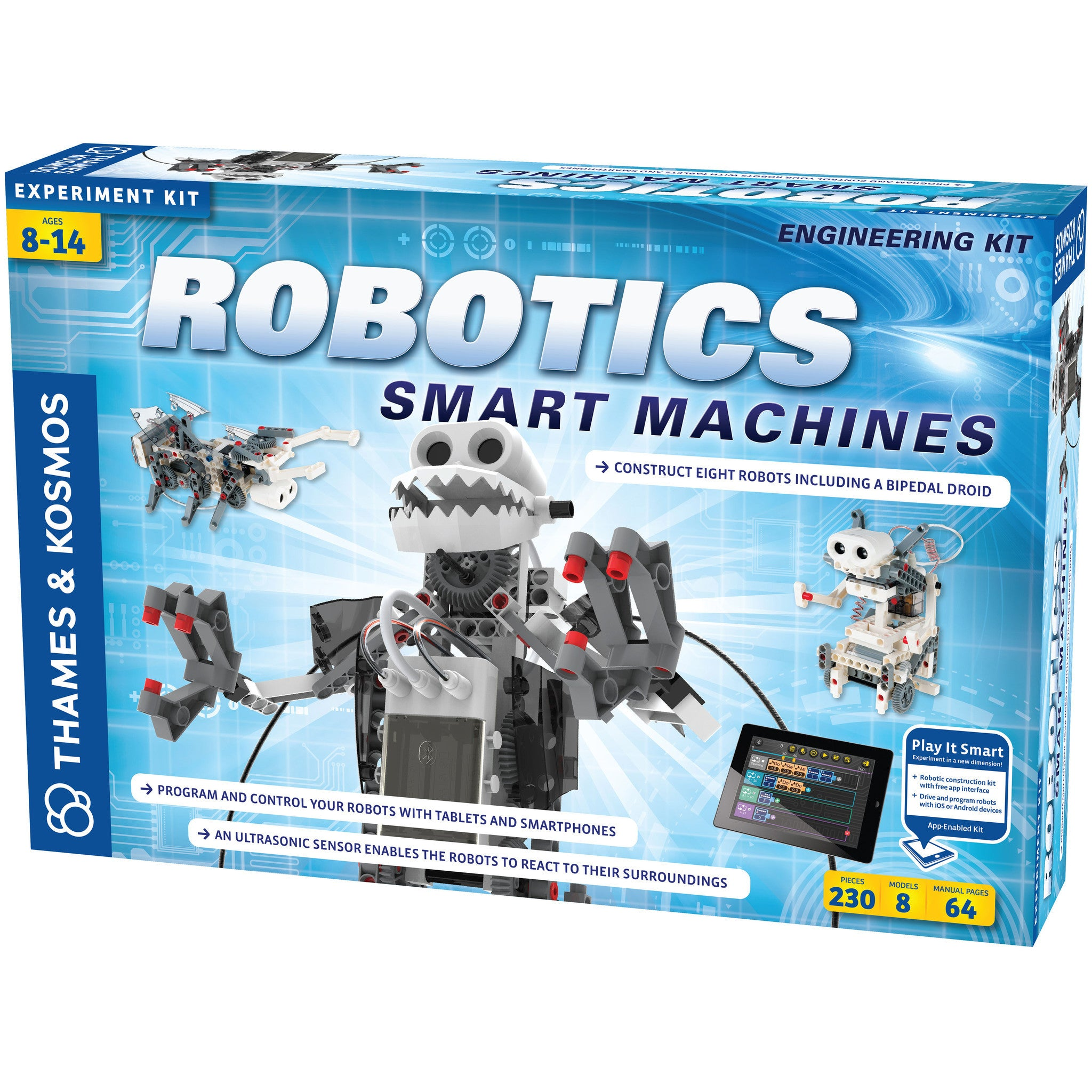 Robotics Smart Machines Engineering Kit