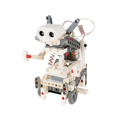 Robotics Smart Machines Engineering Kit sample robot