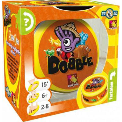 Dobble Animals boxed