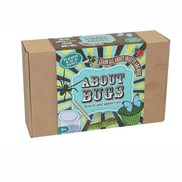About Bugs (Insects and spiders too), boxed
