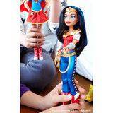 Wondergirl Action Figure - DC Superhero Girls, being played with