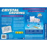 Crystal Growing Experiment Kit back of box