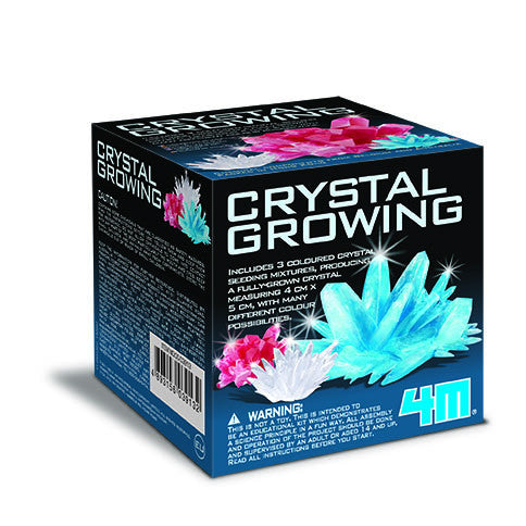 Crystal Growing Kit - Kidzlabs