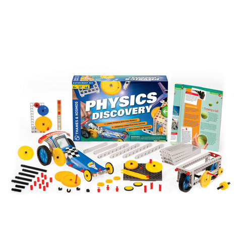 Physics Discovery Experiment Kit contents