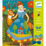 Dress Embroidery by Djeco, front of box