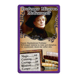 Harry Potter - Top Trumps - Professor McGonnagal's card