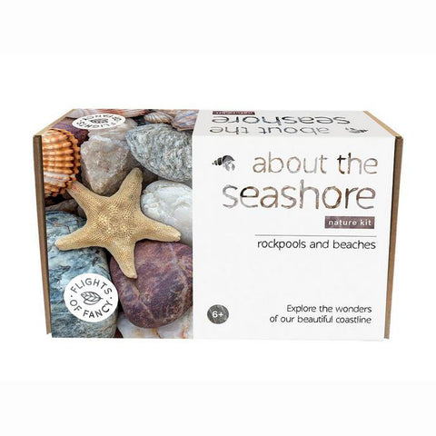 About The Seashore Nature Kit (Rockpools & Beaches), boxed