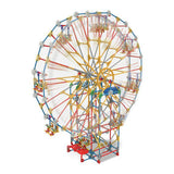 K'nex  3-in-1 Classic Amusement Park Building Set, ferris wheel moving