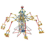 K'nex  3-in-1 Classic Amusement Park Building Set, detail of ride 2