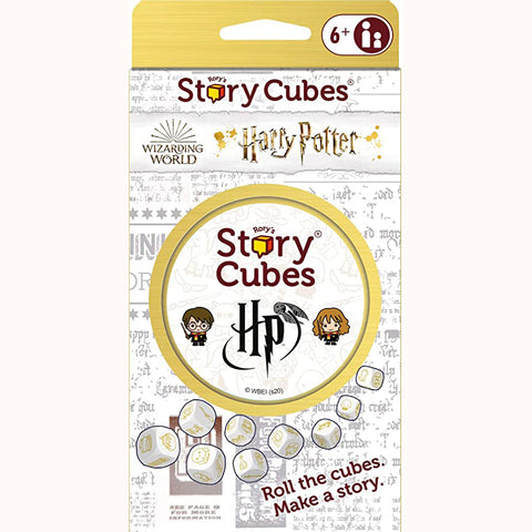 Rory's Story Cubes: Harry Potter, packaging straight on