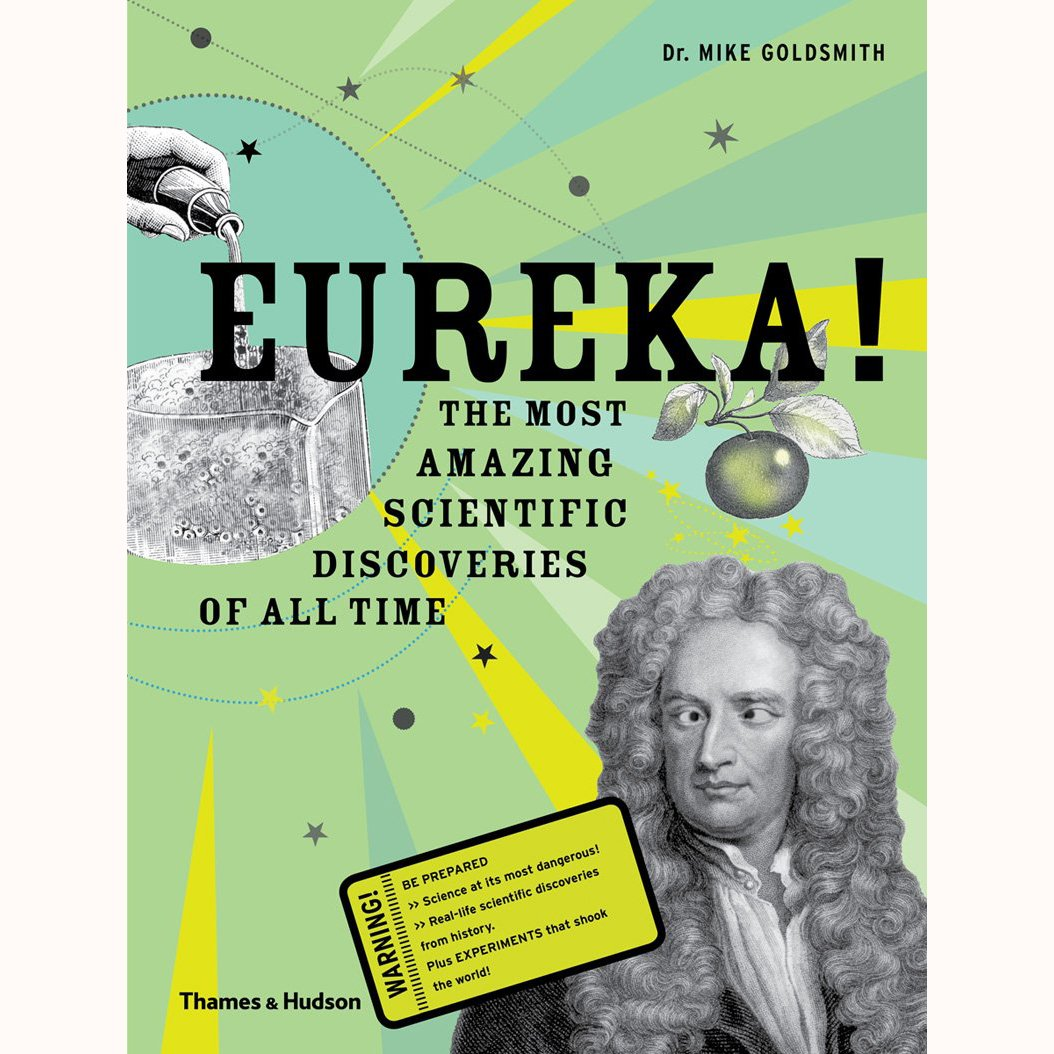 Eureka! front cover