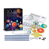 Solar System Mobile Making Kit, contents