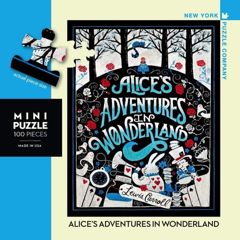 Alice's Adventures in Wonderland Mini Puzzle, boxed