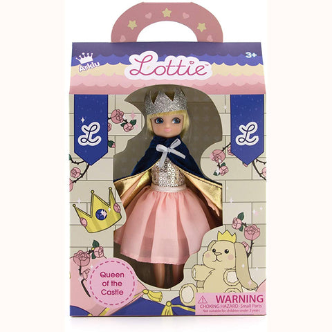 Queen Of The Castle Lottie Doll, boxed