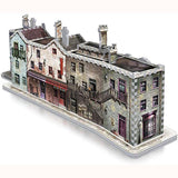 Diagon Alley 3D Puzzle, finished angle 2