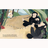 Jane Goodall - Little People, Big Dreams Picture Book, tool page