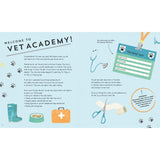 Vet academy, sample inside page 2