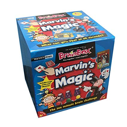 Brain Box - Marvin's Magic