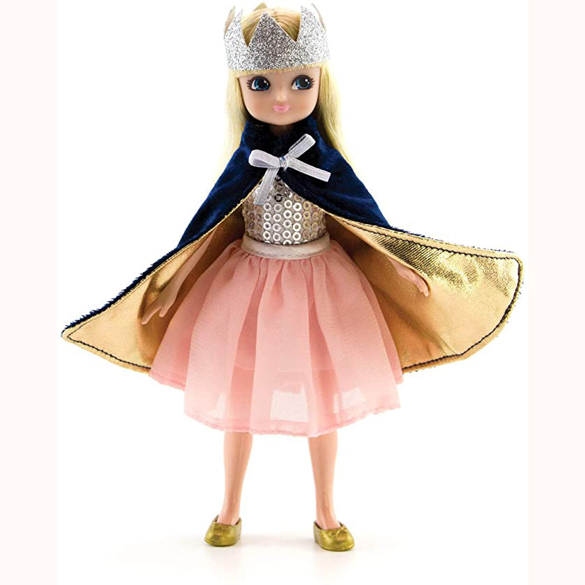 Queen Of The Castle Lottie Doll, unboxed