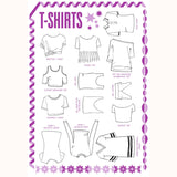Fashion Rebel Outfit Maker, t-shirt page