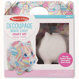 Piggy Bank - Decoupage Made Easy, packaged