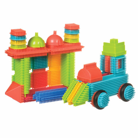 Bristle Blocks Basic Builder Bucket
