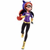 Batgirl Action Figure - DC Super Hero Girls, running pose unboxed