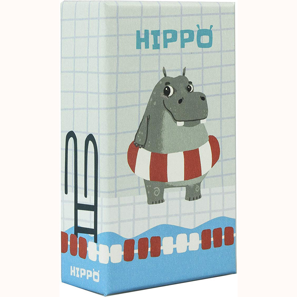 Hippo Card Game, box at angle