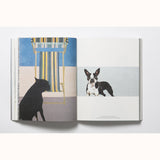 The Book Of The Dog - Dogs in Art, French Bulldog spread