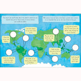 Let's Explore: Jungle - Lonely Planet Kids, map page
