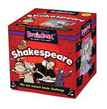 Brain Box - Shakespeare. Boxed